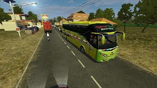 bus simulator indonesia mod(bussid) -Android Bus Driving #51- Android GamePlay   Kids Toys Zone