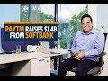 Paytm raises      billion from SoftBank, valuation soars to    billion