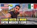 🔥🇲🇽 LLEGUÉ A LA FRONTERA ENTRE MÉXICO Y EEUU 🇺🇸¡EL SUEÑO DE MUCHOS CUBANOS! 😢🇨🇺