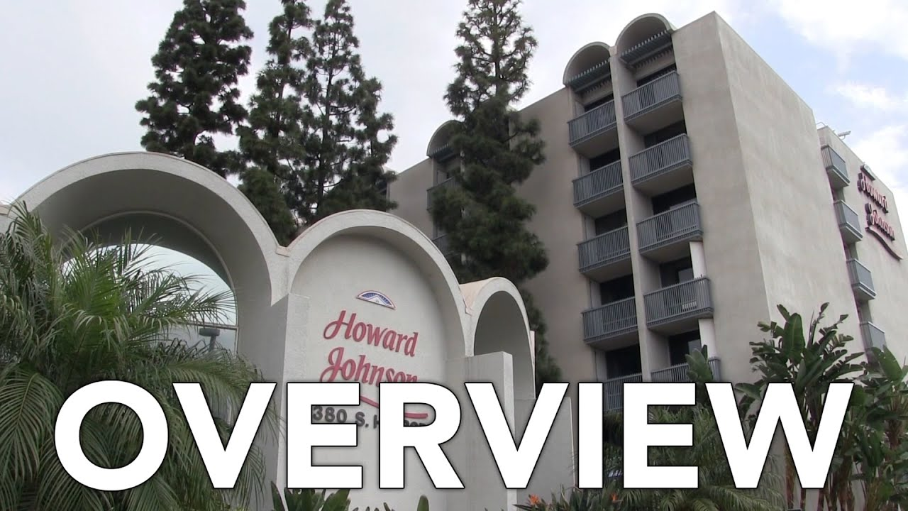 7in7 disneyland howard johnson anaheim overview youtube. Black Bedroom Furniture Sets. Home Design Ideas