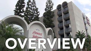 7in7+ Disneyland - Howard Johnson Anaheim Overview