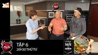 Repeat youtube video [Bếp chiến] - Tập 6: Gil Lê chào thua BB Trần