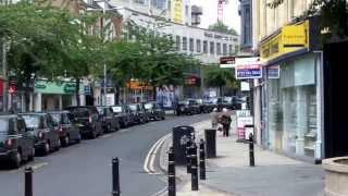 City Centre, Nottingham