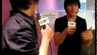 Mitchel Musso talks about Girlfriend