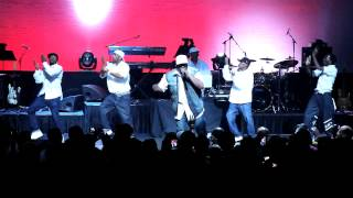 Kool Moe Dee Performance at The Apollo Theater (08.14.13)