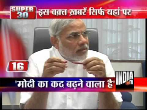 Narendra Modi Reaction At Wikileaks Cable On Him