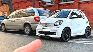 Smart Fortwo Cabrio BRABUS ZA 130 000 ZŁ!