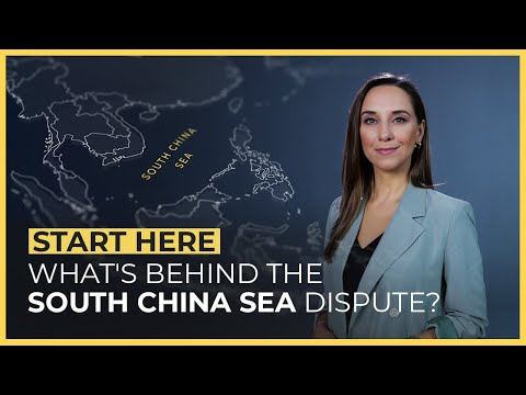 What's behind the South China Sea dispute? | Start Here