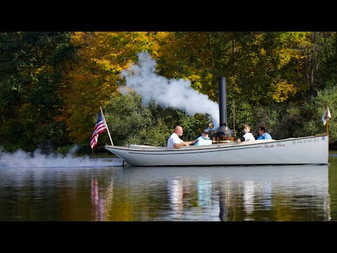 All Aboard the North American Steamboat! | Secretly Awesome