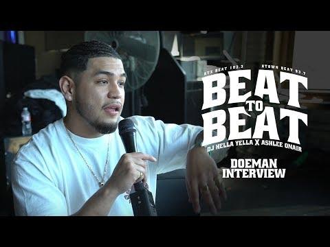 DJ Hella Yella (58498) - #BeatToBeat with Doeman at SxSW