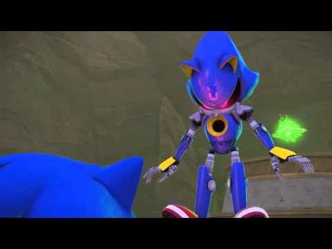 Sonic Boom Combo Games Trailer