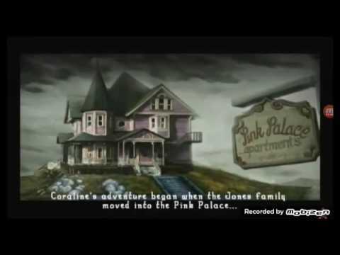 Coraline y la puerta secreta 1 parte