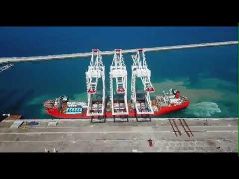 APM Terminals Med Port Tangier 2