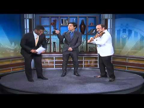 Fox 19 Morning News, Apr 5, 2013 – Igudesman & Joo