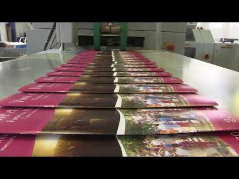 Visite D'une Imprimerie  (Neuville Impressions)