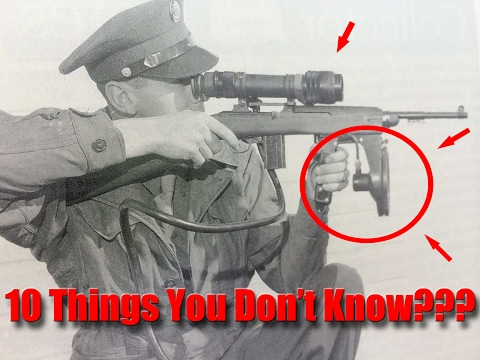 10 Things You Don't Know About The M1 Carbine