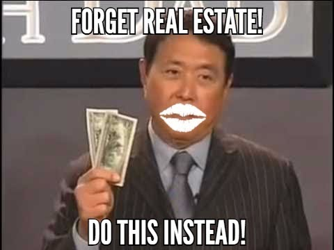 "How To Invest $1 In Robert Kiyosaki's ""VIRTUAL"" Real Estate!"