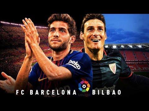 Barcelona vs Athletic Club, La Liga, 2018 - Match Preview