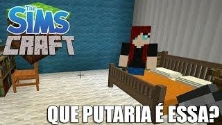 The Sims Craft 2 - UMA VACA NA CAMA DO MEU MARIDO?! #50