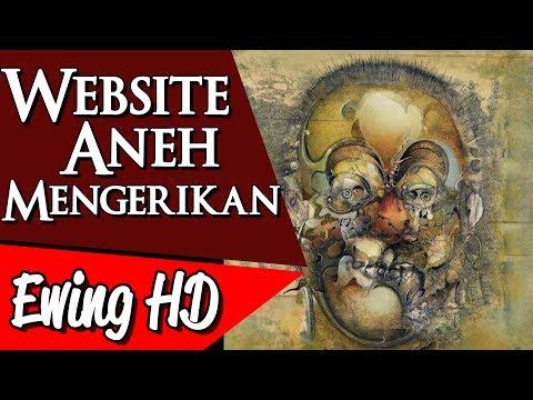 5 Website Aneh Paling Mengerikan - Part 2 | #MalamJumat - Eps. 61