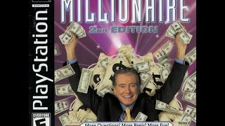 Who Wants to be a Millionaire: 2nd Edition (PlayStation)