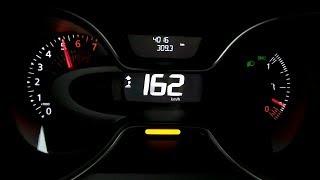 Acceleration Renault Captur 0-160 km/h | 1,3 TCe 110kW (150HP)