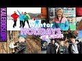KOREA'S BEST WINTER HOTSPOTS ???? (As Seen On TvN) Everland, Herb Island & more 경기도 겨울 여행지 추천 meejmuse