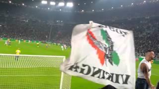 JUVENTUS 1-0 napoli - Cori della Curva Sud