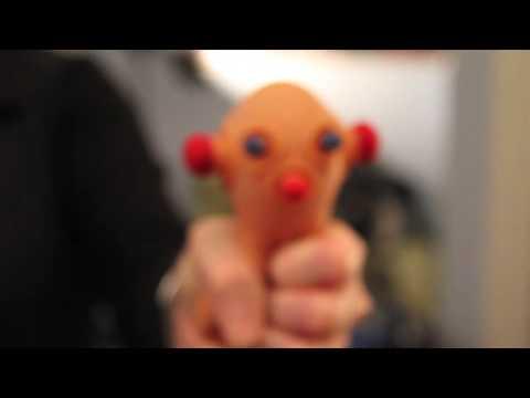Joanne Bouknight, Puppeteer