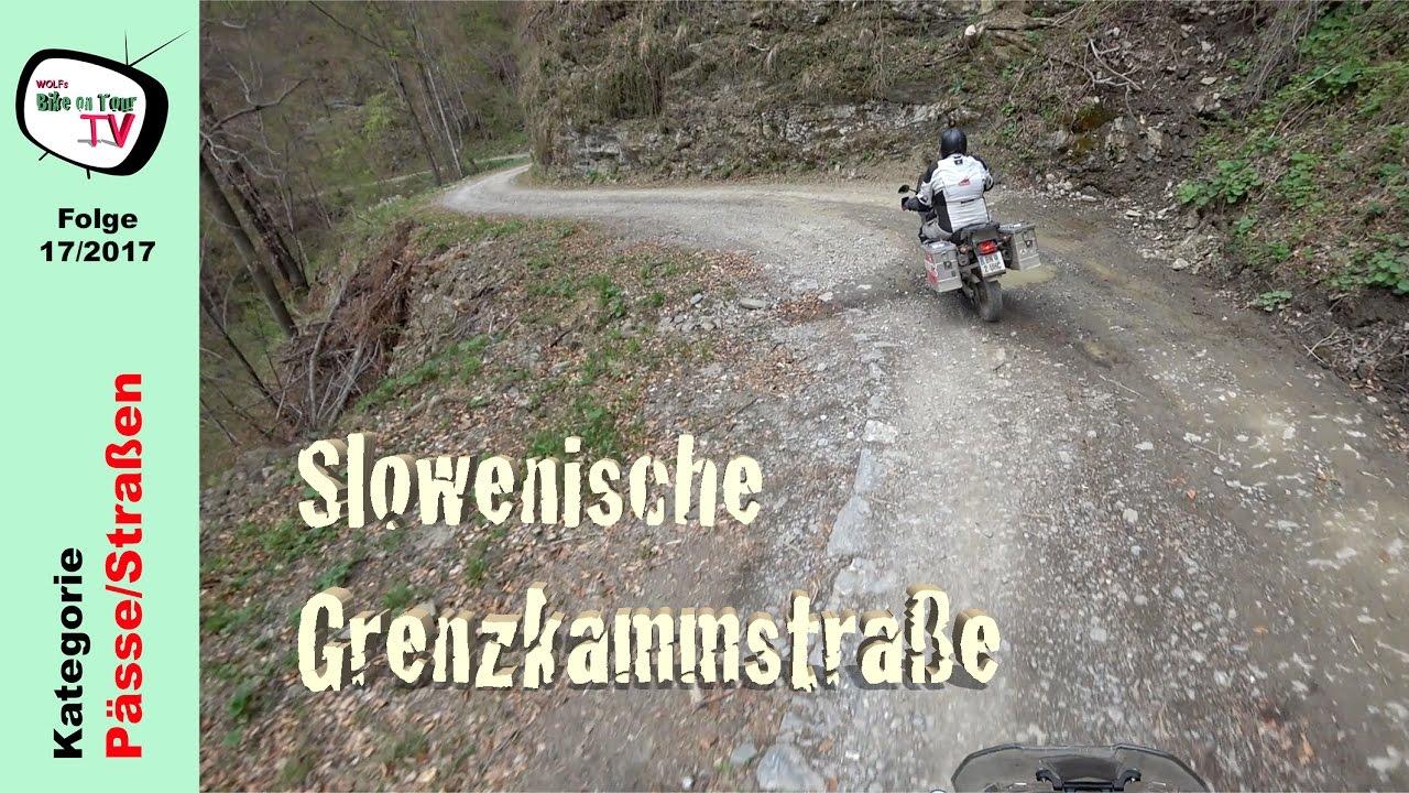 Frohe Weihnachten Slowenisch.2017 04 Slowenische Grenzkammstrasse Wolfs Private Website