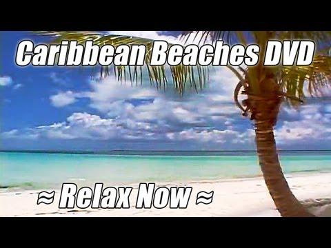 US VIRGIN ISLANDS, ST. JOHN, CANEEL BAY Relaxing sunset Caribbean Beaches Ocean Sounds Relax nature
