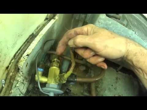 H 10 leak detector