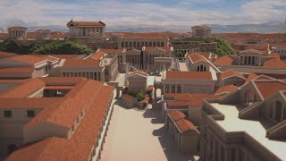 Roman Forum 3D
