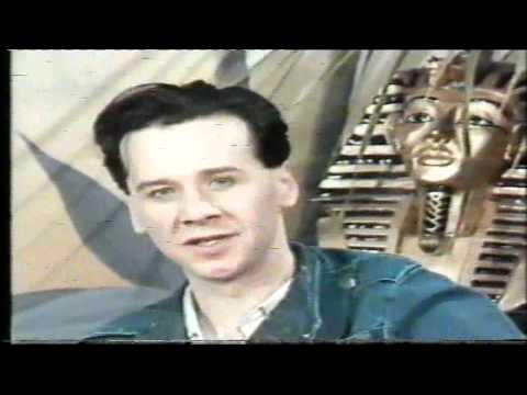 Simple Minds Interview Australian TV 1982 (rare)