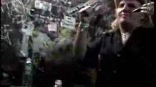 Springer: Pig Hunt 2  backstage at CBGB
