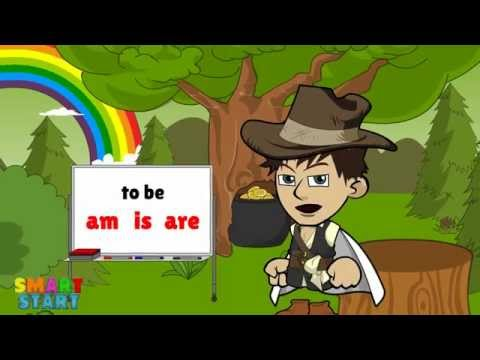 Глагол to be упражнения для детей 2 класса видео уроки
