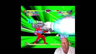 #freemvc2 Marvel VS Capcom 2 Sussy 100% combo