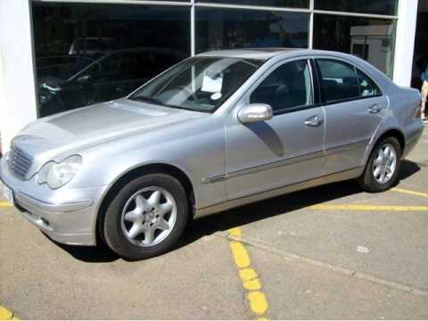 2001 MERCEDES-BENZ C-CLASS C200 KOMPRESSOR MANUAL Auto For Sale On Auto  Trader South Africa