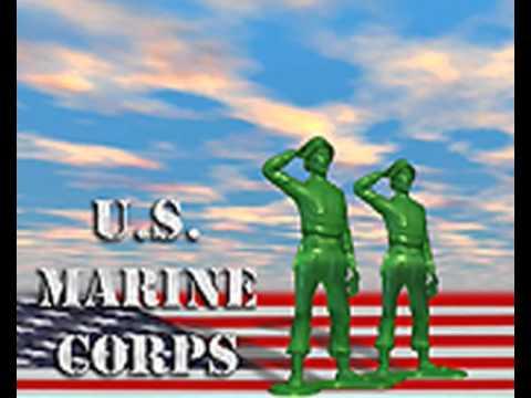 The US Marines Corps Hymn