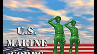 The US Marines Corps Hymn