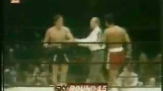 Oscar Ringo Bonavena vs Cassius Clay (Muhammad Ali) Radio Rivadavia