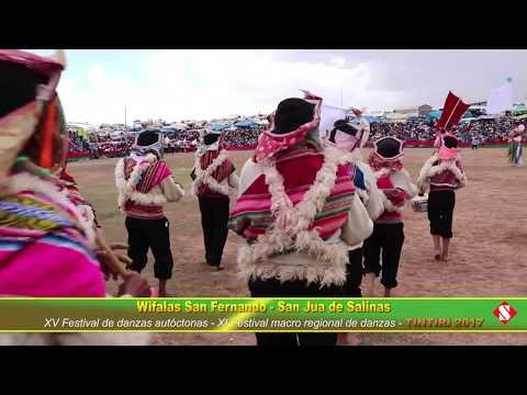 Wifalas San Fernando - San Juan de Salinas (Festival Tintiri 2017)