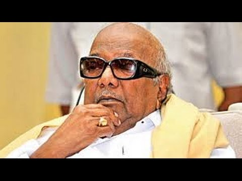 Live: Karunanidhi speech in election campaign at Aayiram Vilakku, Chennai