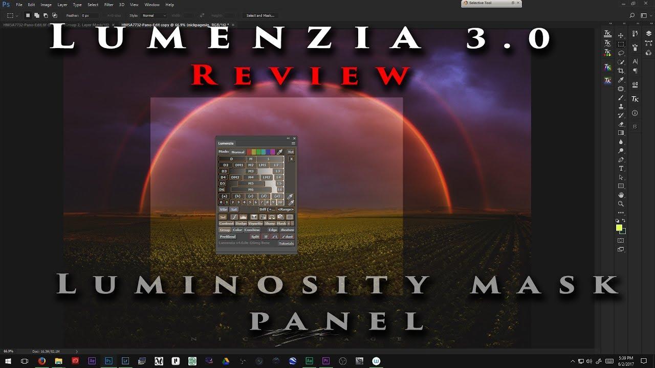 Lumenzia review
