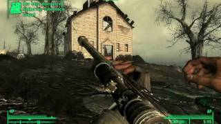 Fallout 3 Tips & Tricks: Getting The Reservists Rifle
