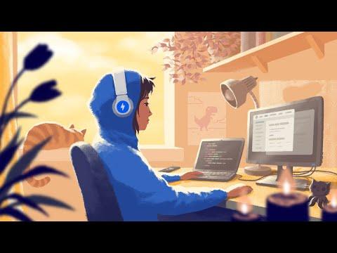 code-fi / lofi beats to code/relax to