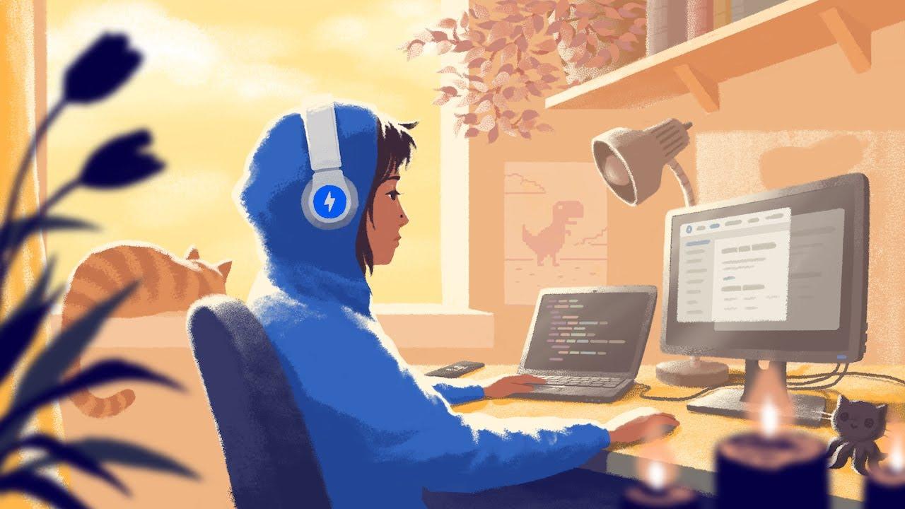 Download code-fi / lofi beats to code/relax to