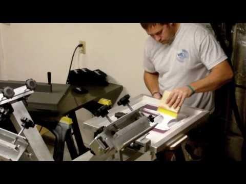 Koozie printing