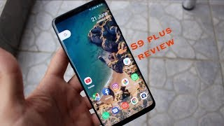 Galaxy S9 Plus - Review