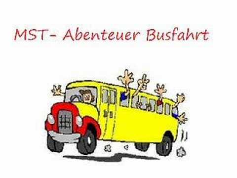MST - Abenteuer Busfahrt (Musik: Slum Village - Tainted)